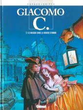 Giacomo C. -1b97- Le masque dans la bouche d'ombre