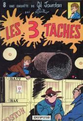 Gil Jourdan -8- Les 3 taches