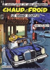Gil Jourdan -11- Chaud et froid - Le grand souffle