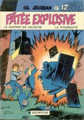 Gil Jourdan -12- Pâtée explosive