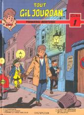 Gil Jourdan (Tout) -1- Premières aventures