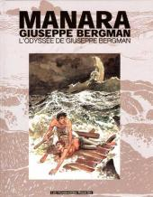 Giuseppe Bergman (Humanoïdes Associés) -9TL- L'Odyssée de Giuseppe Bergman