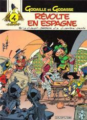 Godaille et Godasse -4- Révolte en Espagne