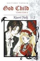 Comte Cain / Comte Cain - God Child -52- God Child vol. 2