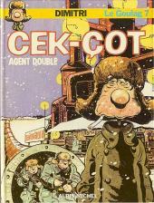 Le goulag -7- Cek-Çot agent double