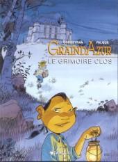 Graindazur -4- Le grimoire clos