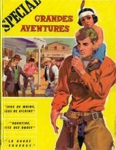 (Recueil) Grandes aventures (Spécial) -3- Tome 3