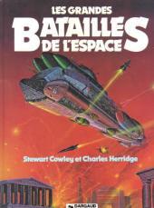 (AUT) Stewart, Cowley - Les grandes batailles de l'espace