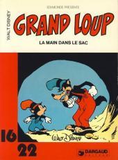 Grand Loup (16/22) -3124- La main dans le sac
