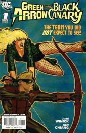 Green Arrow/Black Canary (2007) -1- Dead Again (Part 1) : Here Comes the Bride