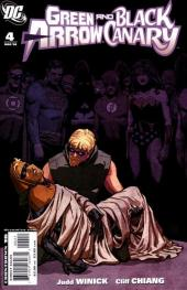 Green Arrow/Black Canary (2007) -4- Dead Again (Conclusion) : Please Play Where Daddy Can See You