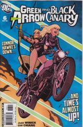 Green Arrow/Black Canary (2007) -6- Haystack (Part 1) : First needle