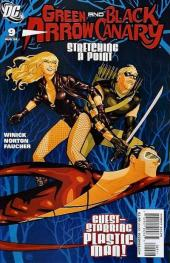 Green Arrow/Black Canary (2007) -9- A league of their own (Part 1) : Rubber and glue