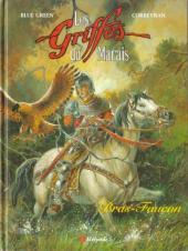 Les griffes du Marais -3- Bras-faucon