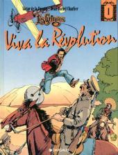 Les gringos -1b- Viva la révolution