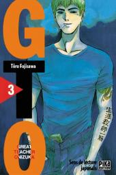 Couverture de GTO -3- Volume 3