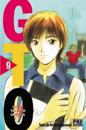 Couverture de GTO -9- Volume 9
