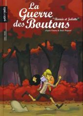 La guerre des Boutons (Vernay/Khaz) -3- Roméo et Juliette
