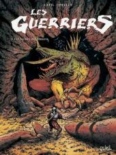 Les guerriers -3- Le secret des Tekuits