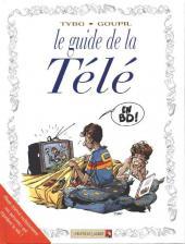Le guide -8- Le guide de la télé