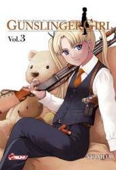 Gunslinger Girl -3- Tome 3