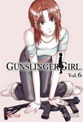 Gunslinger Girl -6- Tome 6