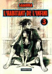 L'habitant de l'infini -3- Volume 3