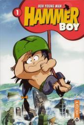 Hammer Boy -1- Tome 1