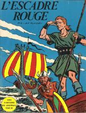 Harald le Viking -2- L'escadre rouge