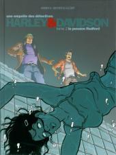 Harley & Davidson (Une enquête des détectives) -2- La pension Redford
