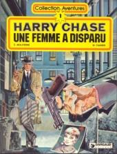 Harry Chase -1- Une femme a disparu