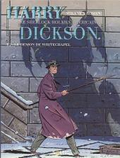 Harry Dickson (Nolane/Roman) -2- Le démon de Whitechapel