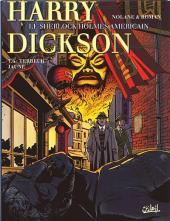Harry Dickson (Nolane/Roman) -6- Terreur jaune