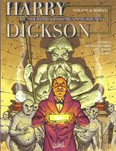 Harry Dickson (Nolane/Roman) -8- Le sanctuaire du grand ancien