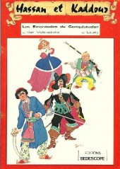 Hassan et Kaddour -3- Les émeraudes du conquistador
