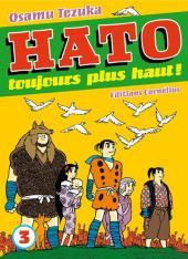 Hato toujours plus haut ! -3- Tome 3