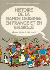 (DOC) Études et essais divers - Histoire de la bande dessinée en France et en Belgique des origines à nos jours