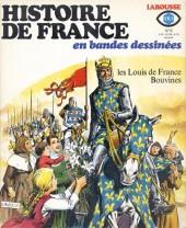Histoire de France en bandes dessinées -6- Les Louis de France, Bouvines