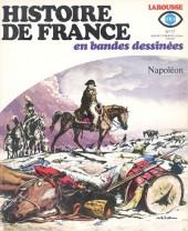 Histoire de France en bandes dessinées -17- Napoléon
