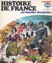 Histoire de France en bandes dessinées -20- La Commune, La troisième République