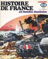 Histoire de France en bandes dessinées -23- La seconde guerre mondiale