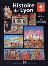 Histoire de Lyon en bande dessinée - Tome INT