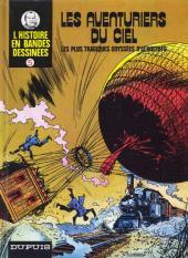 L'histoire en Bandes Dessinées -5- Les aventuriers du ciel