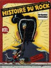 Histoire du rock en bandes dessinées