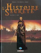 L'histoire secrète -5- 1666
