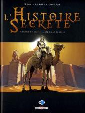 L'histoire secrète -8- Les 7 piliers de la sagesse