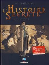L'histoire secrète -14- Les Veilleurs