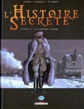 L'histoire secrète -15- La chambre d'ambre