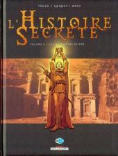 L'histoire secrète -2- Le château des djinns