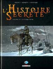 L'histoire secrète -10- La pierre noire